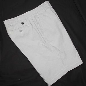 FootJoy Performance Golf Shorts, MINT, 34, Gray